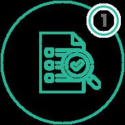 icon data verification
